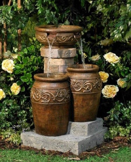 Comprar Fuente De Piedra Para Jardin