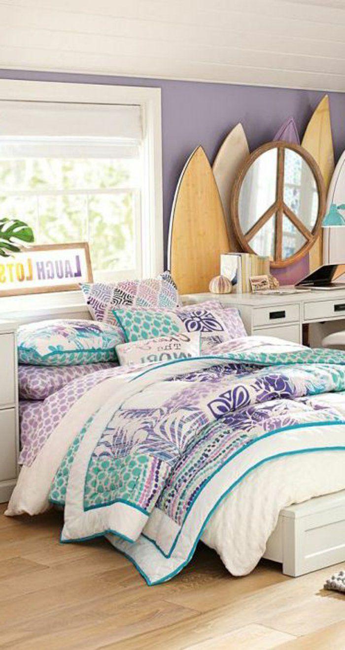 Décorez vos intérieurs avec une planche de surf  Idée déco