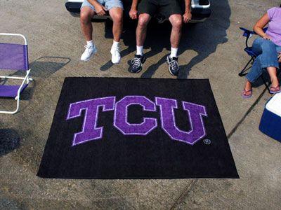 Texas Christian Horned Frogs NCAA Tailgater Floor Mat $119.99