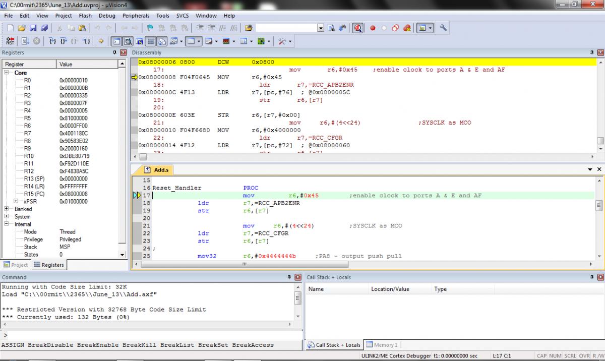 JTAG Debugging With LPC1768 | EngineersGarage | ARM Tutorial
