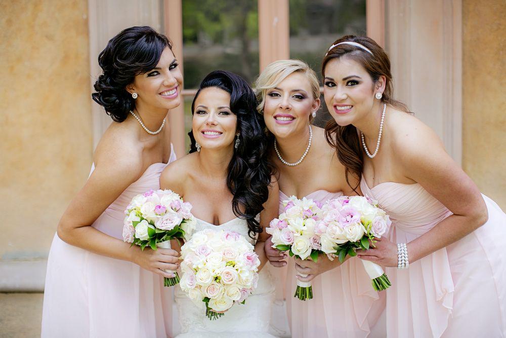 My favourite #blush#wedding#bridesmaids