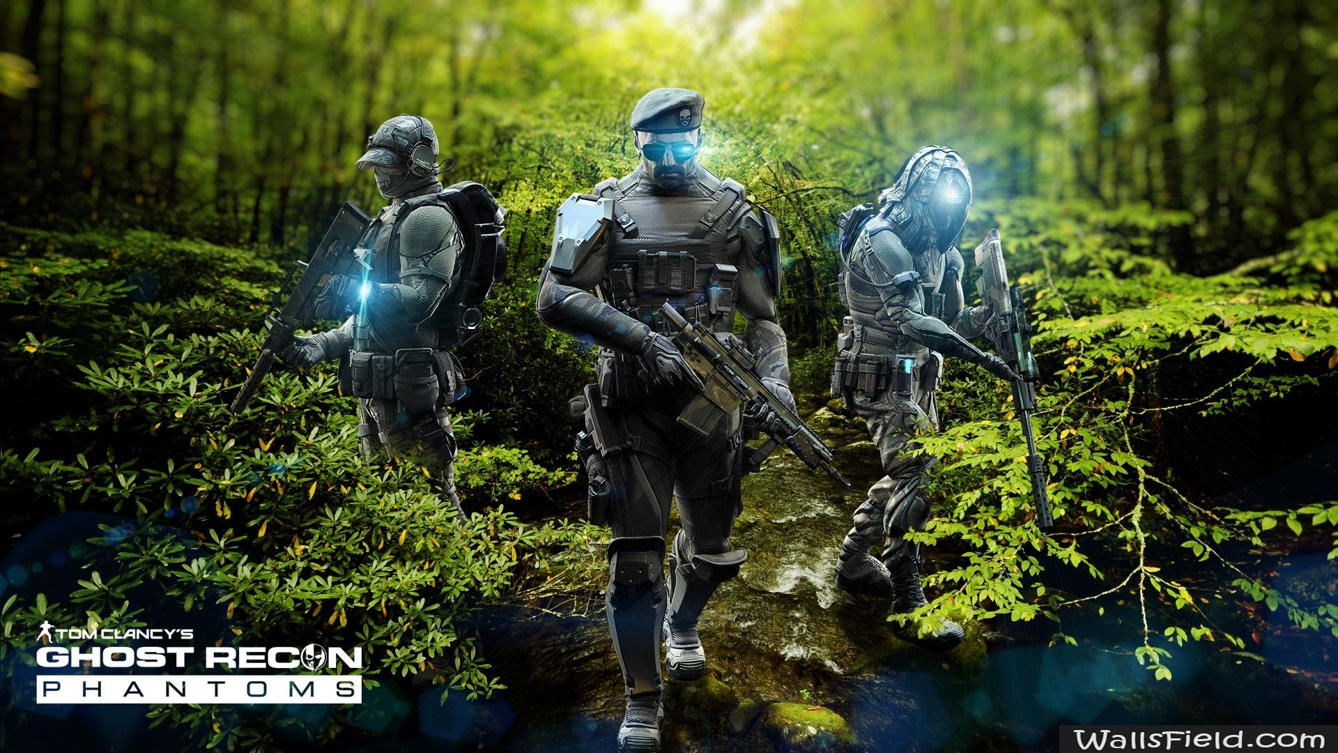 You Can View Download And Comment On Ghost Recon Phantoms Jungle Pack Free Hd Wallpapers For Your Desktop Backgrounds Mobile Tablet In Different