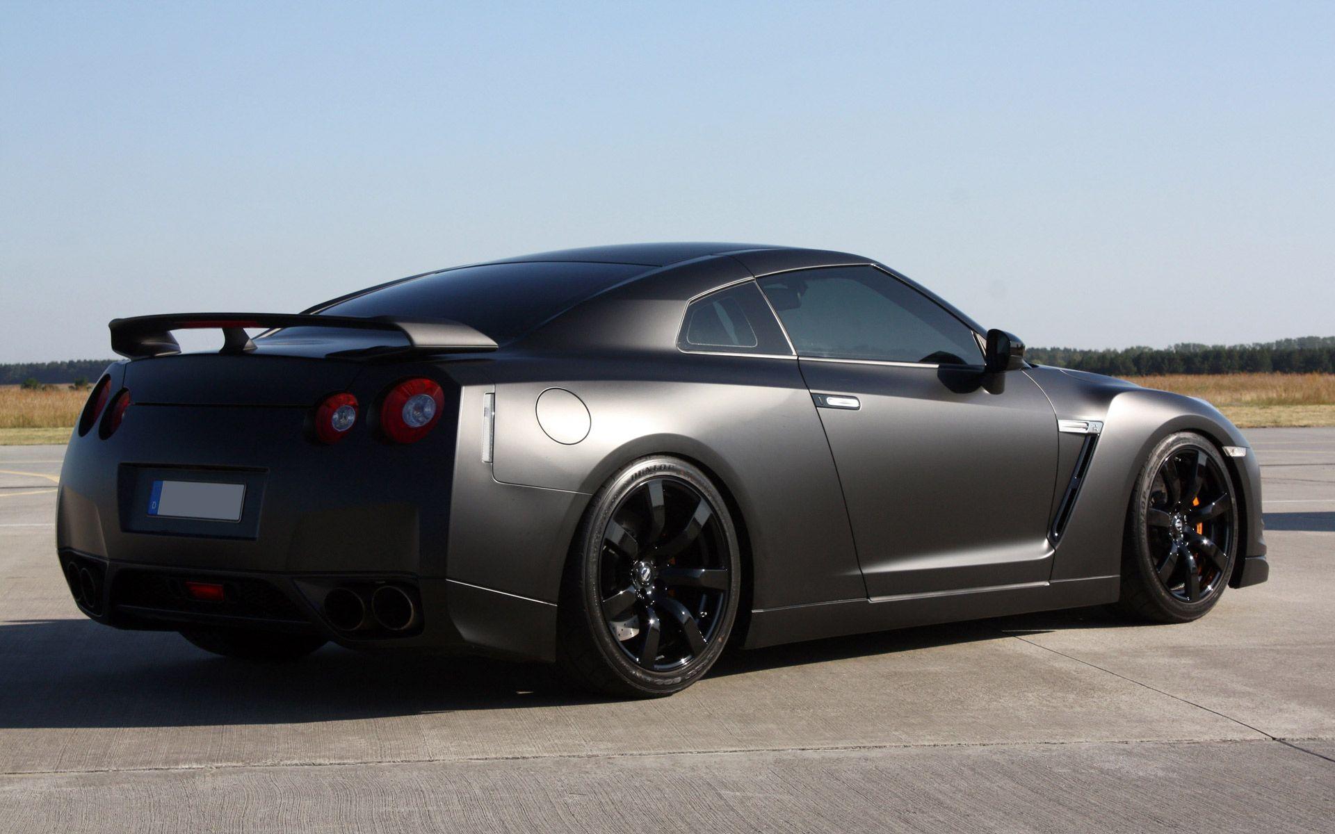 Nissan nissan deportivos nissan gt r nissan gt r r35 tuning cars - Nissan Gtr Black Edition