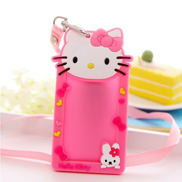Hello kitty id card holder with lanyard price 499 free hello kitty id card holder with lanyard price 499 free shipping reheart Images