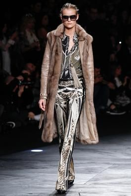 Roberto Cavalli Fall 2014 Ready-to-Wear Fashion Show: Complete Collection - Style.com