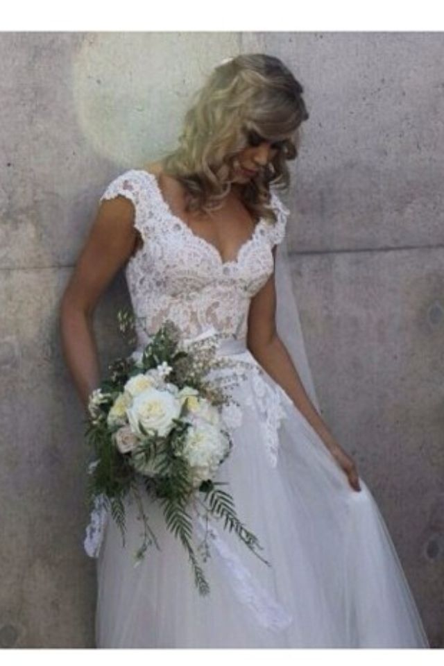 Pallas Couture Amabelle Love Wedding Dress Inspiration
