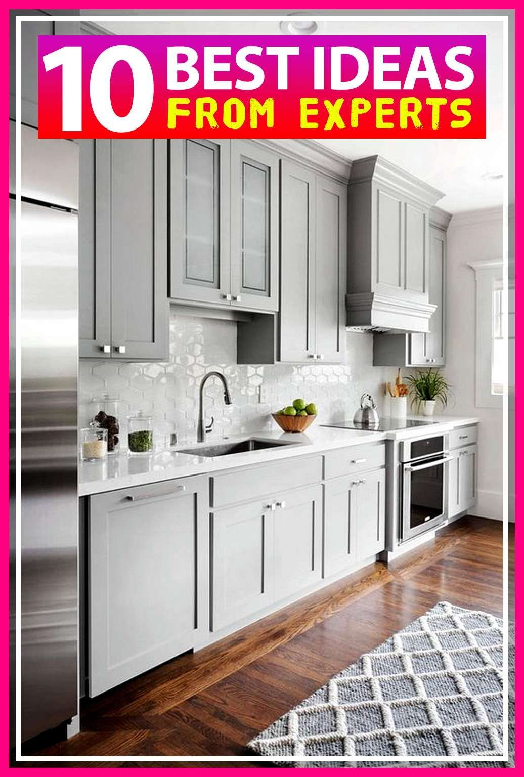 Best 10 Impressive Medium Gray Paint For Kitchen Cabinets This 400 x 300