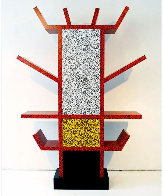Casablanca sideboard 1981 by ettore sottsass in for Mobilia furniture hire
