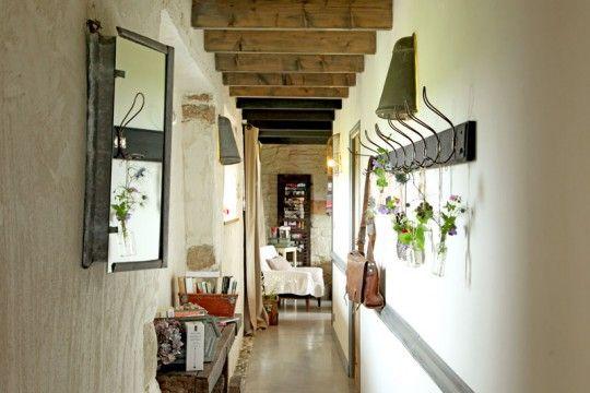 Idée deco couloir | deco | Pinterest
