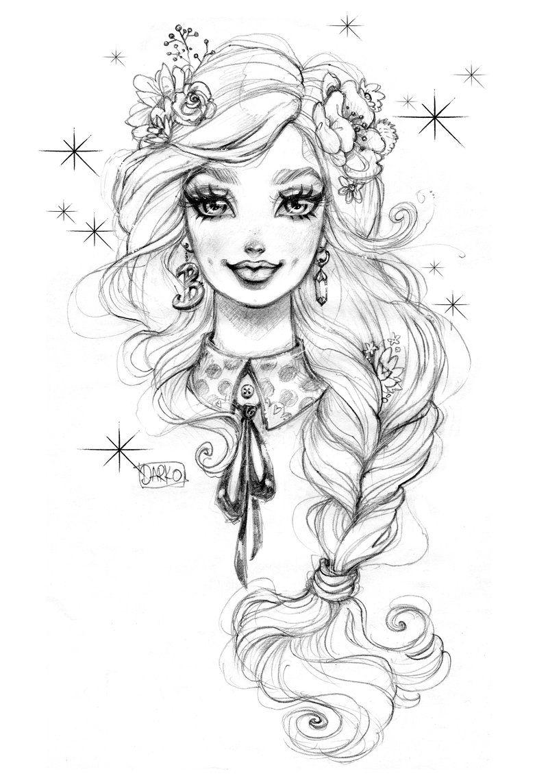 Happy Birthday Barbie! by darkodordevic.deviantart.com on ...