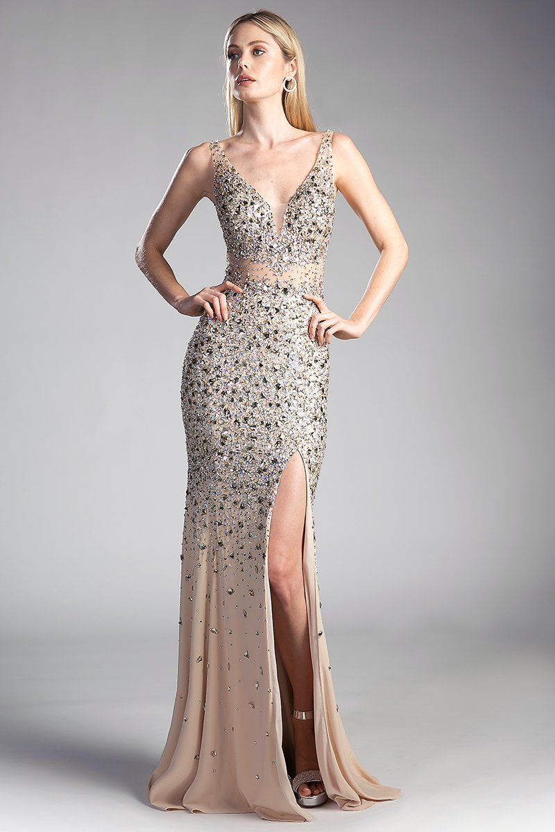 Special black friday price gold excitement sheath gown in