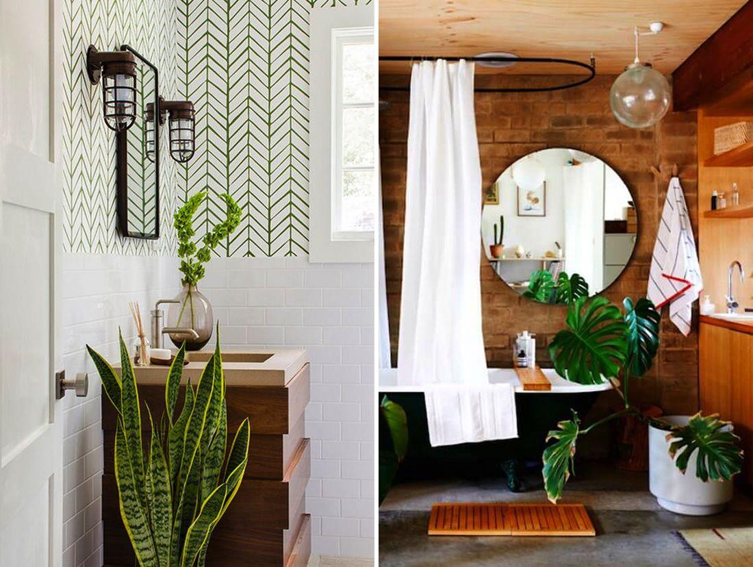 Banheiro decorado, sim!