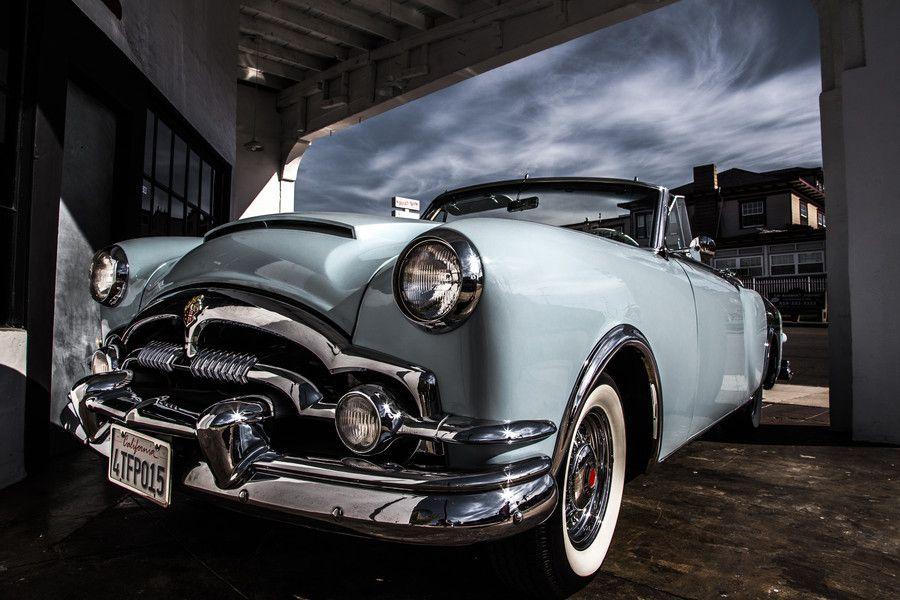 Packard Caribbean by Anders Petersen