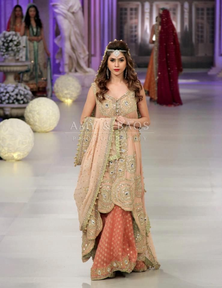 Gorgeous Wedding Gowns 2013 14 Beautiful Wedding Dresses - Pakistani Designer Wedding Dresses