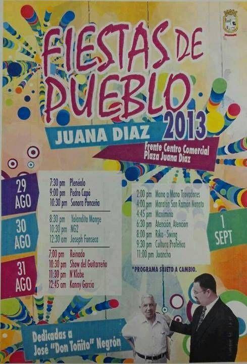Fiestas Patronales de Juana Díaz2013 #sondeaquipr #fiestaspatronales #juanadiaz #plazajuanadiaz #fiestasdepueblo