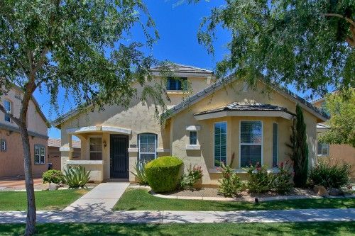 Beautiful Agritopia Home Financing for this home can be