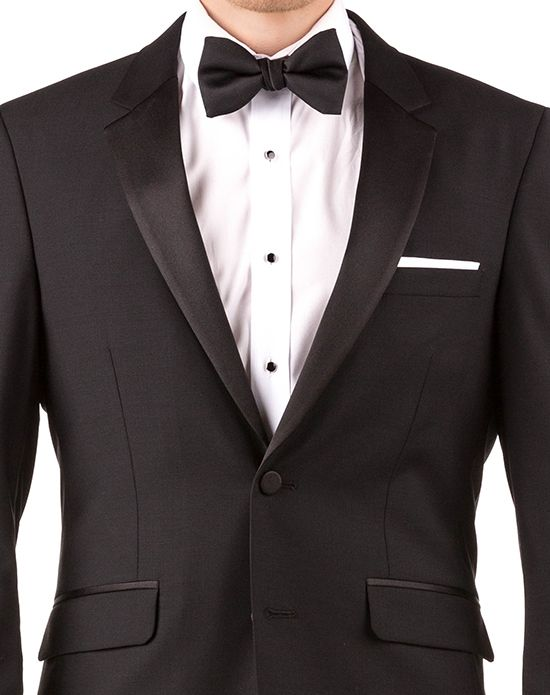 Two On Black Notch Lapel Tuxedo Generation Tux Http Trib