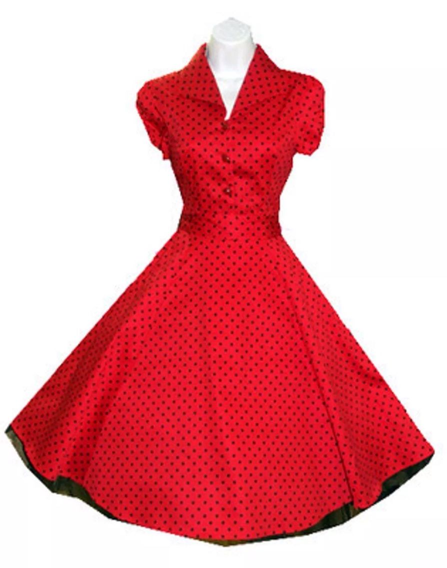 623df31a35bf Love this 50s style red dress. I think the 50s  fashion was very elegant  and classy....do you agree