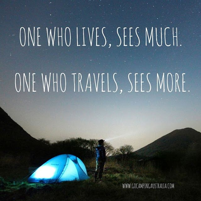 Camping Quotes Funny: Camping Quotes And Images To Inspire You To Go Outdoors