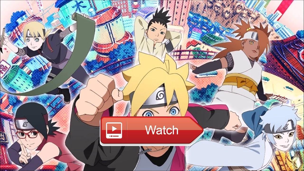 Boruto Naruto Next Generations Opening 1 Hip Hop Trap Remix