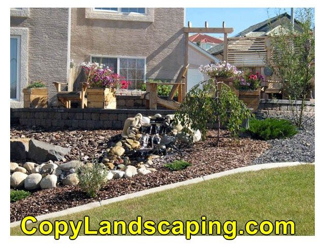 Excellent Idea On Landscaping Rocks Walmart With Images