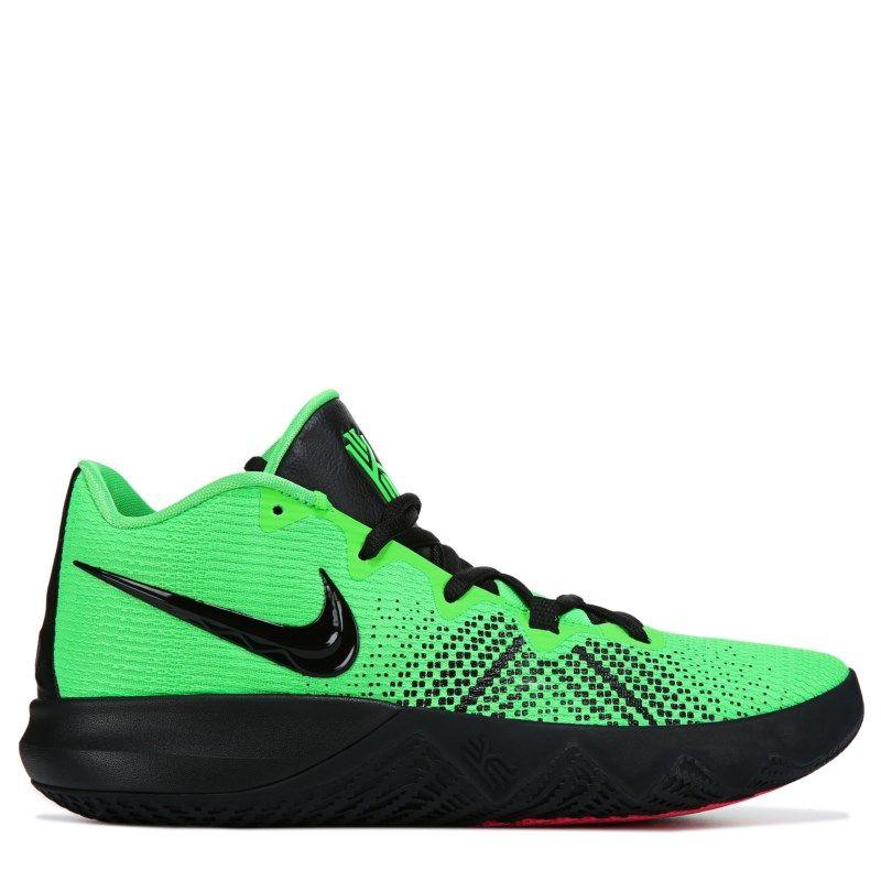 buy popular c568b eac69 Nike Men s Kyrie Flytrap Basketball Shoes (Rage Green Black Hyp)