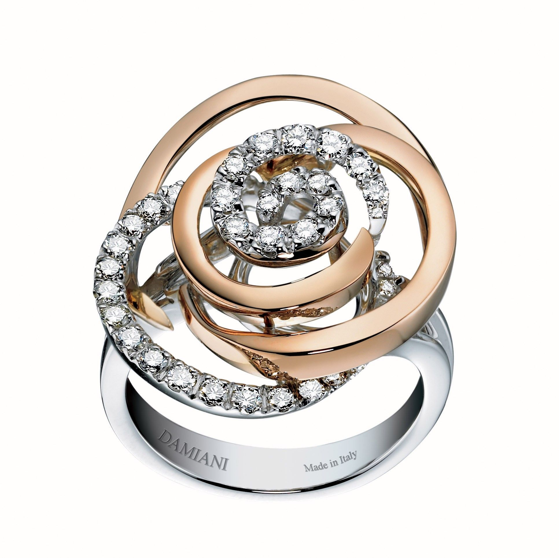 Right Hand Diamond Rings For Women  Damiani, Diamond Righthand Ring