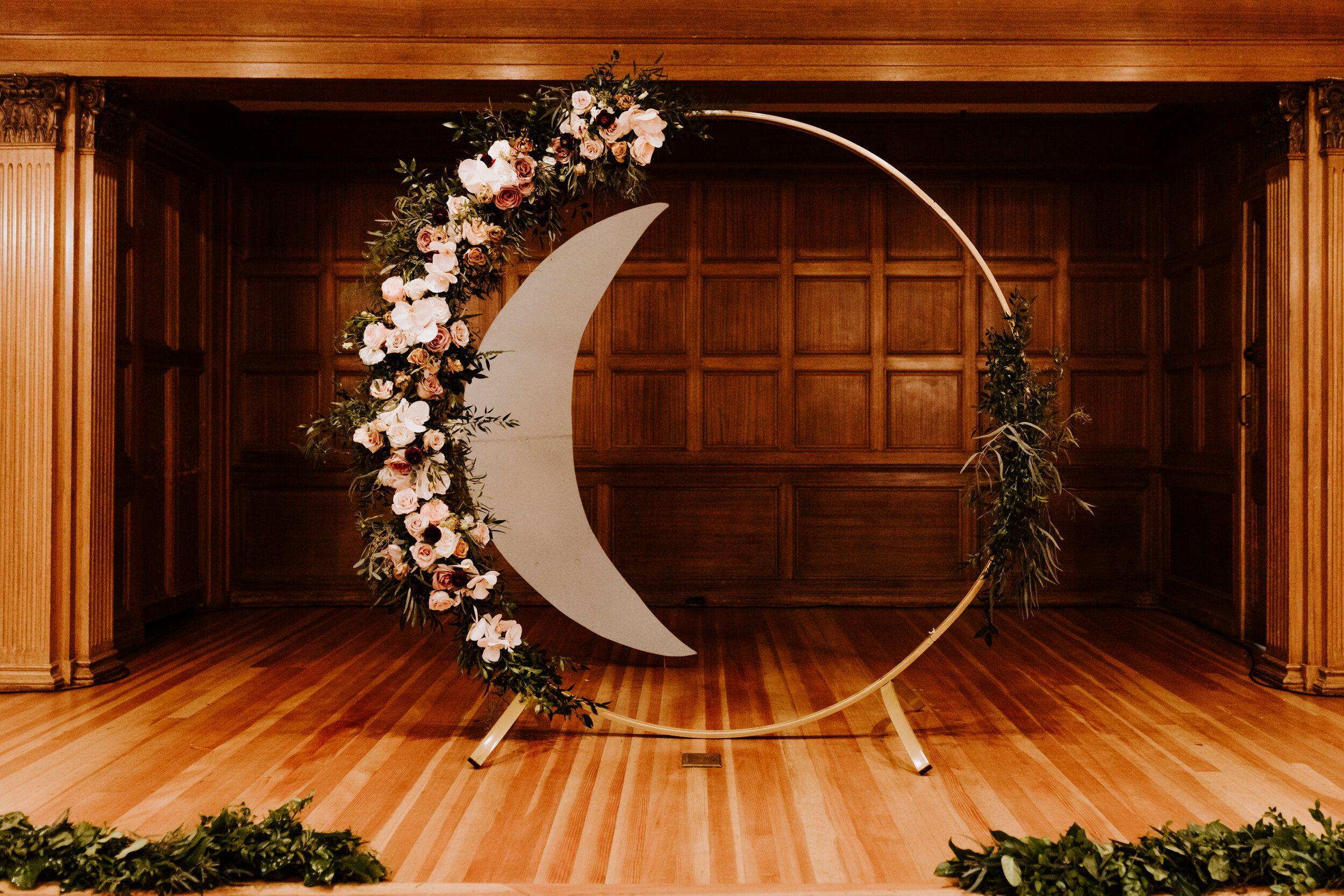 The Loft On Pine Wedding In Long Beach Tida Svy In 2020 Moon Wedding Theme Moon Wedding Palm Springs Wedding Photographer