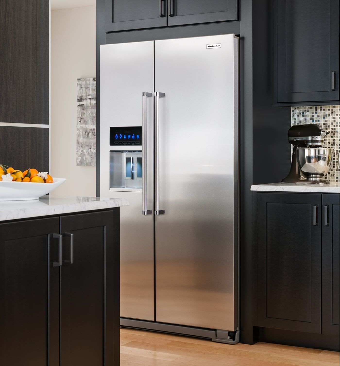 KRSC503ESS by KitchenAid - Side-By-Side Refrigerators ...