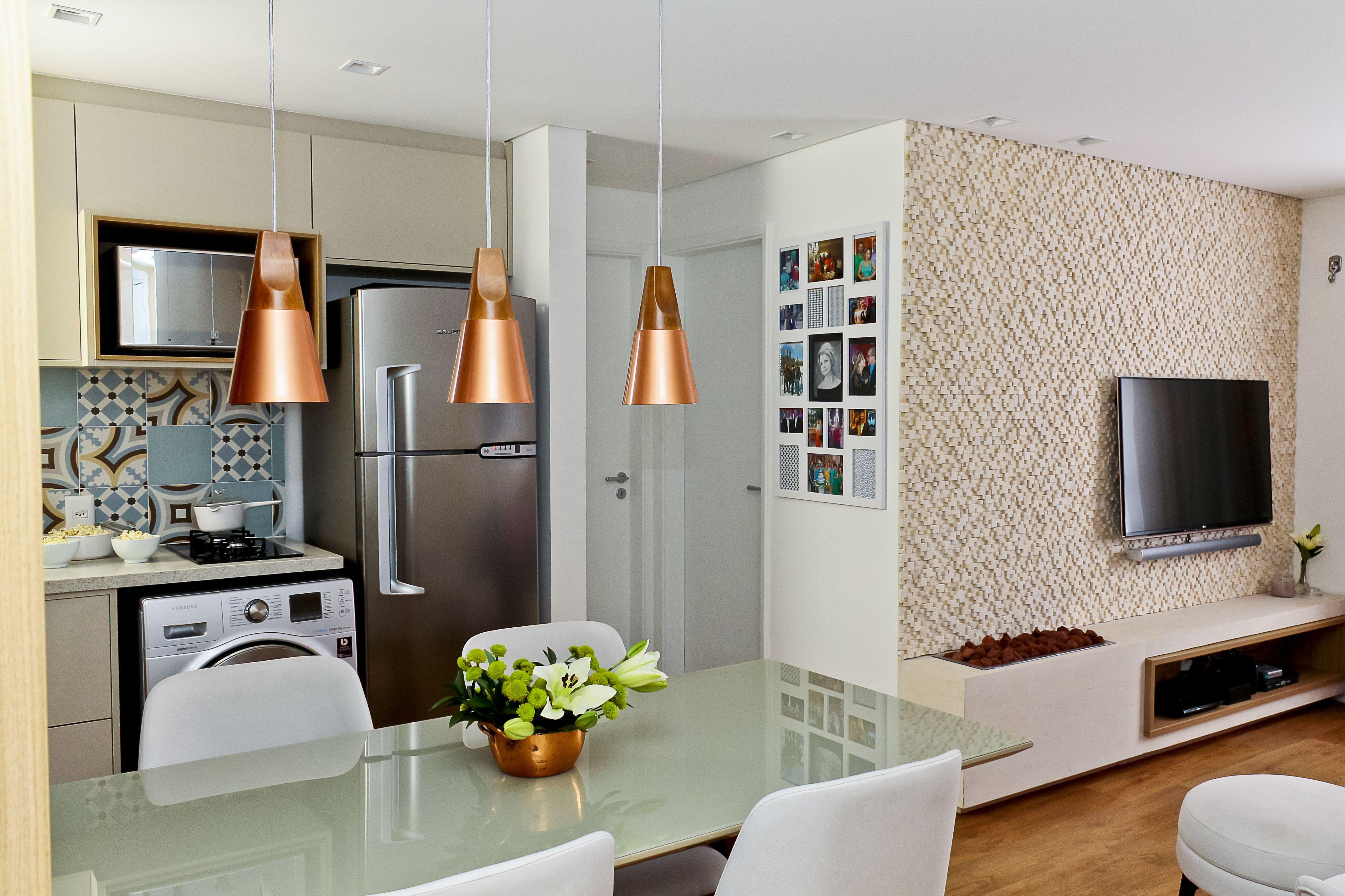 Apartamento pequeno: 10 apartamentos pequenos e bem decorados com ...