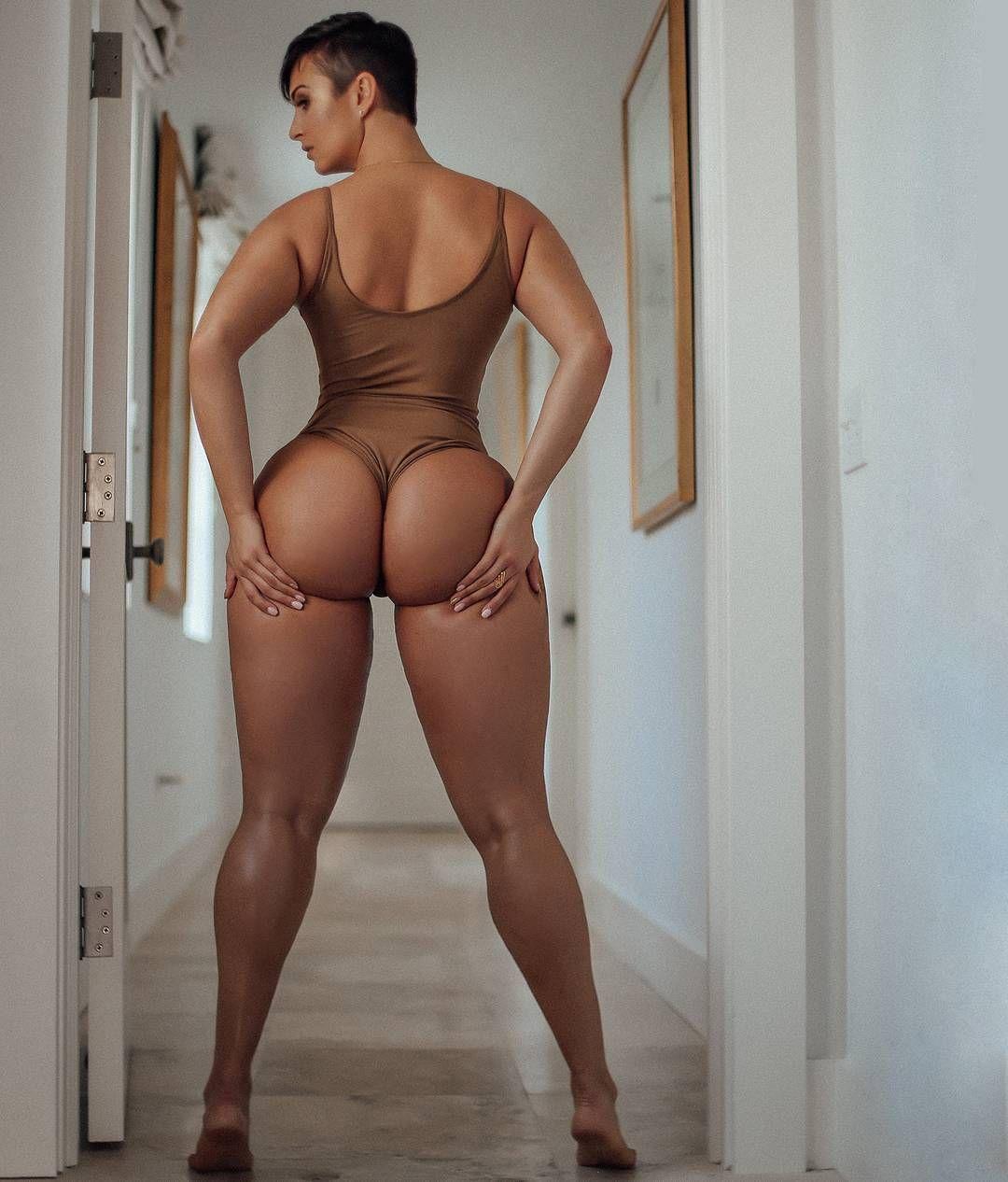 perfekte naked butt