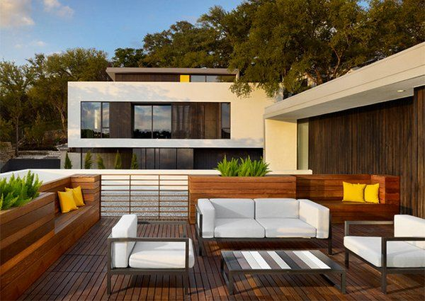 15 Modern And Contemporary Rooftop Terrace Designs Terrace