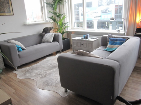 klippan in zinc grey bemz ikea pinterest sofa ikea and room. Black Bedroom Furniture Sets. Home Design Ideas
