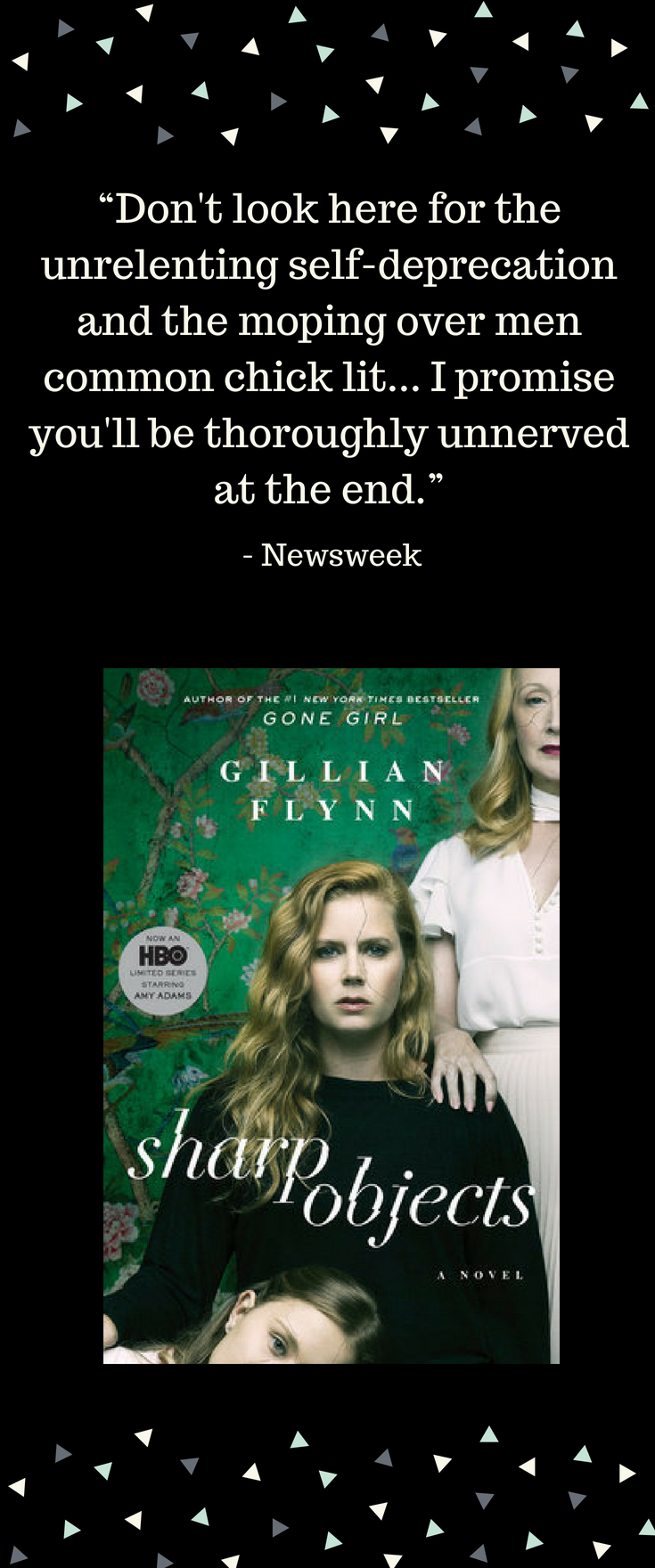 Sharp Objects Movie Tie In By Gillian Flynn 9780525575740 Penguinrandomhouse Com Books Sharp Objects Book Addict Book Worth Reading