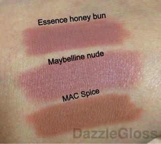 Dazzlegloss3: MAC Lipstick collection (Permanent colours)
