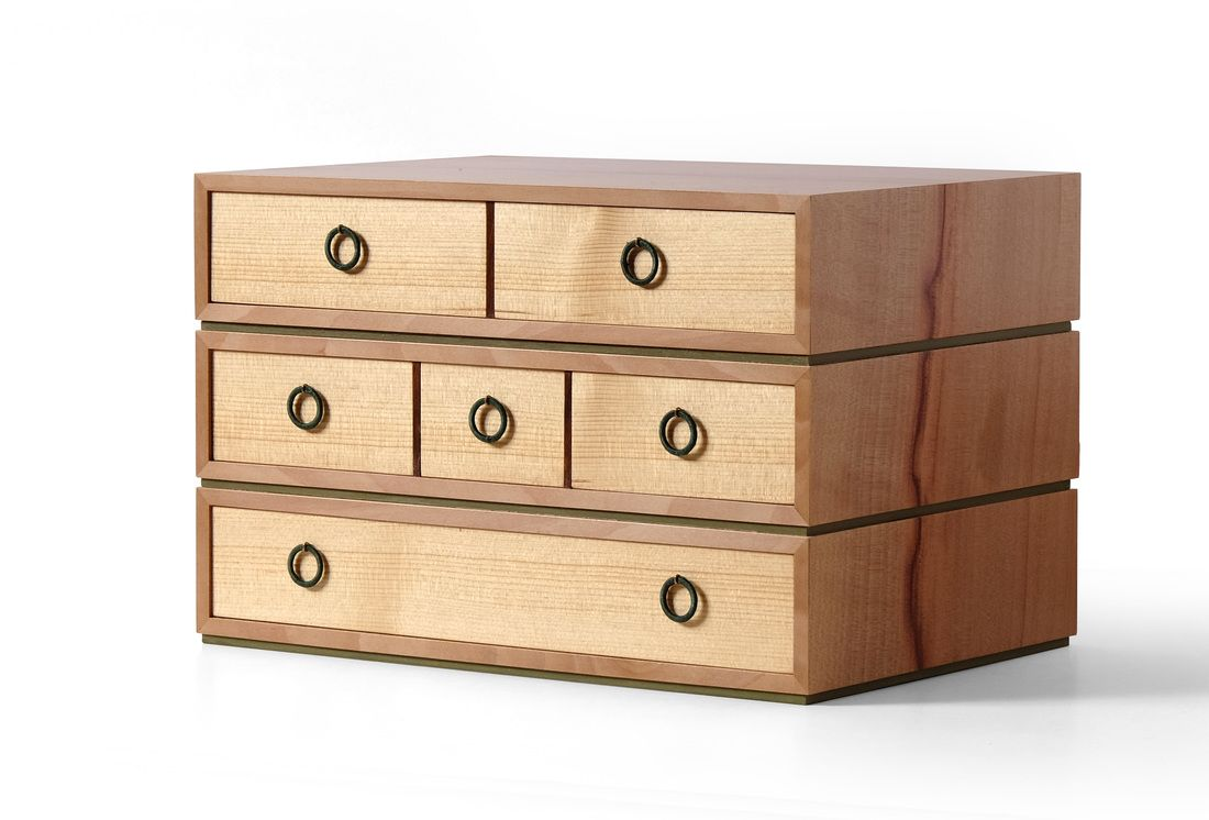 52 boxes, 52 weeks: Boxes 35-42 - Fine Woodworking | Wood ...