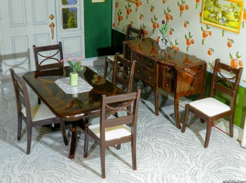 Renwal DINING ROOM SET