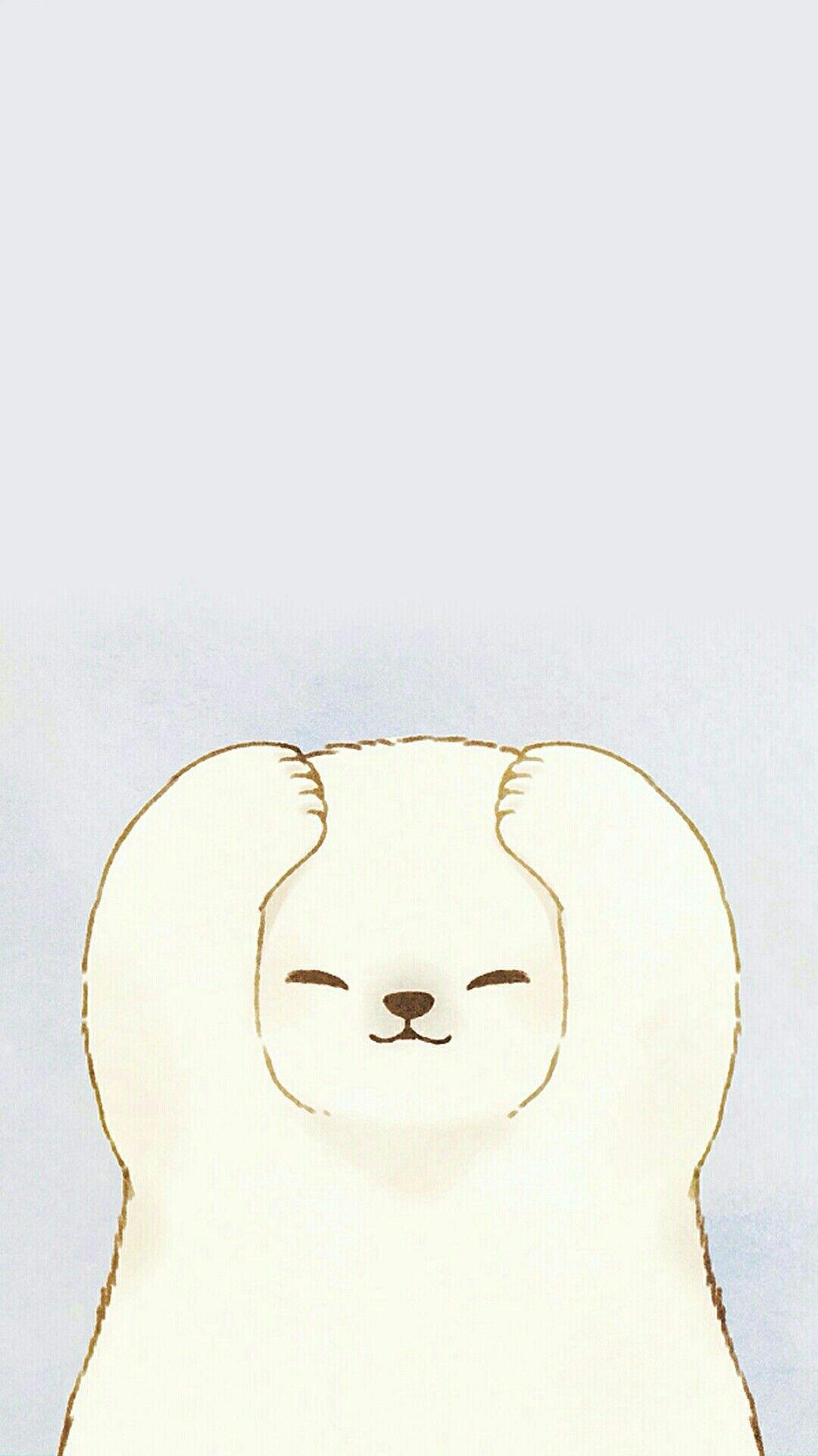 Im Ddeeeed What Is This Cutness Cute Cartoon Wallpapers Cute Animal Drawings Cute Wallpapers