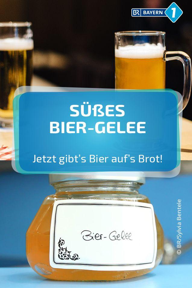Biergelee: Rezept für Biermarmelade | BR.de