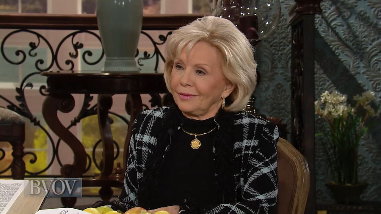 Gloria Copeland, George Pearsons - The Word of God is spiritual food. As you meditate on His Word, you'll receive nourishment for your Spirit. Today, join Gloria Copeland and Pastor George Pearsons as they encourage you to remove the limits. Next, on the Believer's Voice of Victory broadcast.