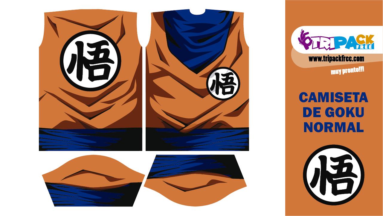Camisa Goku Roblox Camiseta De Goku Normal Camisetas Goku Fuentes Deportivas