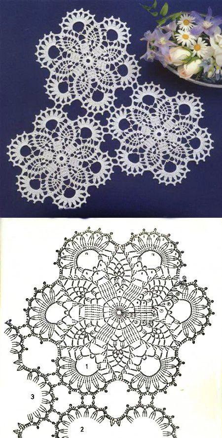 46) Одноклассники | Crochet con recetas | Pinterest | Carpeta ...