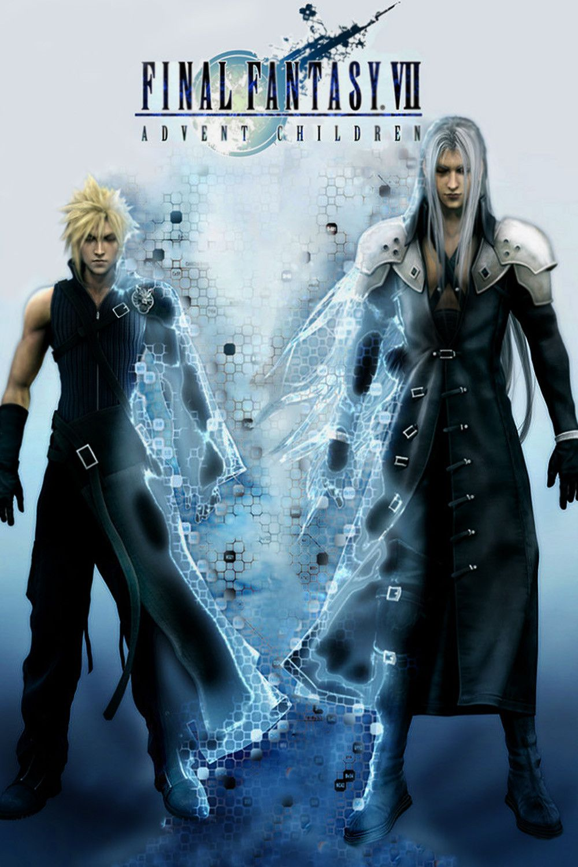 Final Fantasy Vii Advent Children Complete Vf Streaming