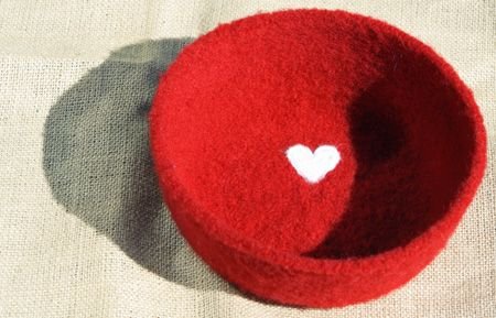 Free Felted Knitting Patterns For Nested Bowls Google Search