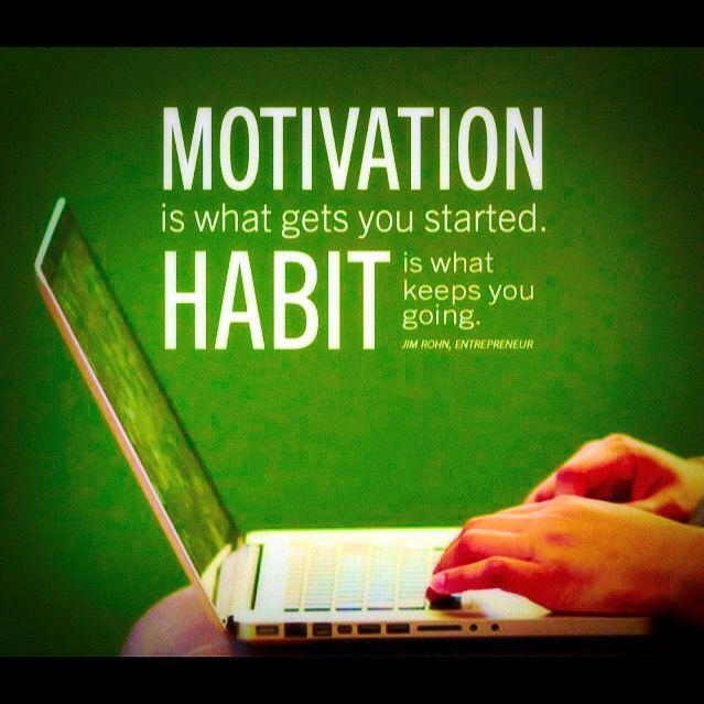 #quotes #motivation #habit