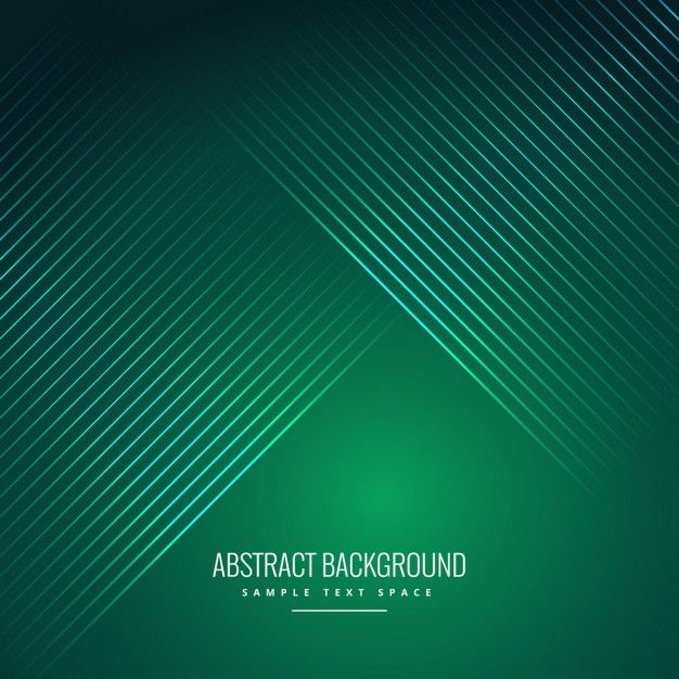 Download Abstract Green Background With Shiny Lines For Free