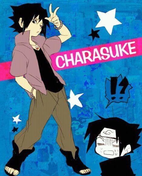Charasuke... Road To Ninja... WE LOVE YOU