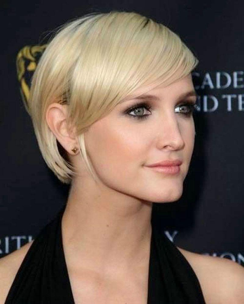 21 Best Short Haircuts For Fine Hair Short Haircuts Straight Hair