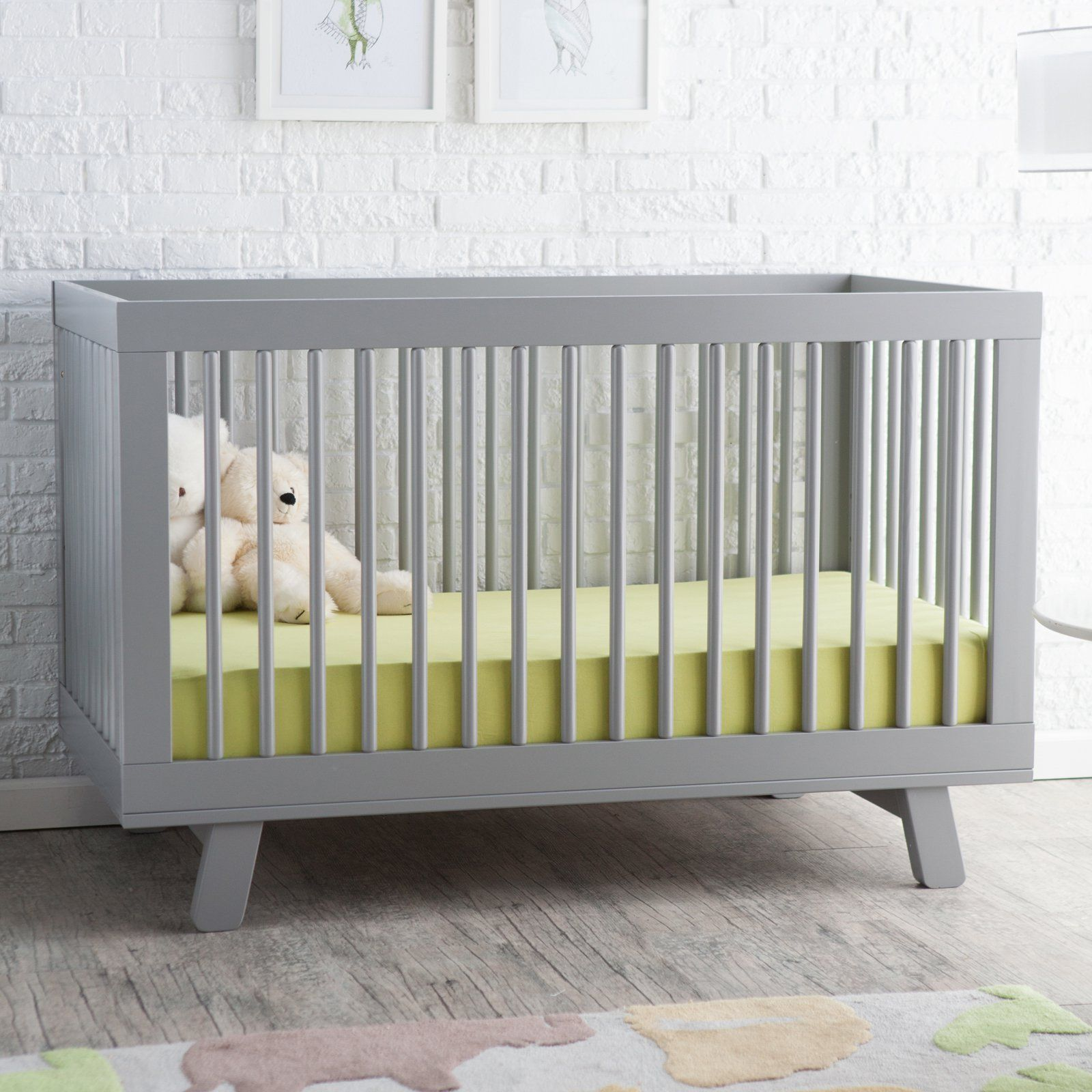 Babyletto Hudson 3 In 1 Convertible Crib Collection Your Child
