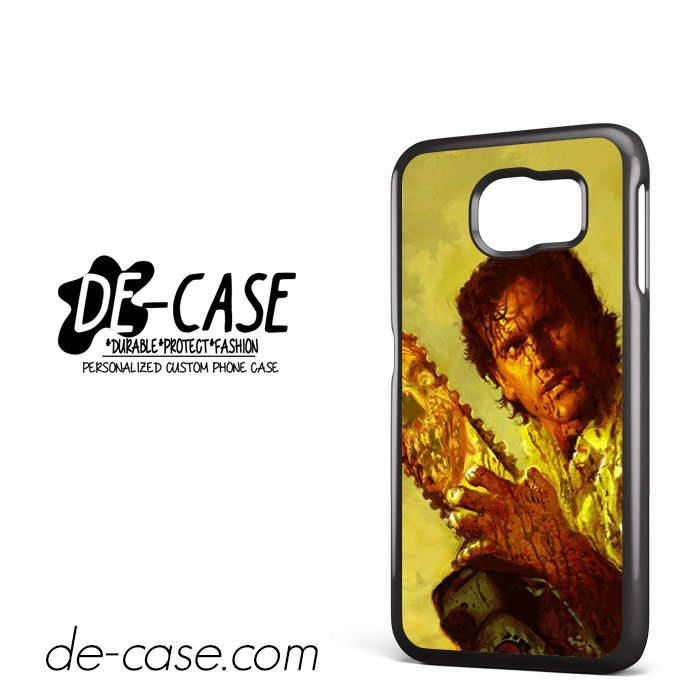 Evil Dead Main Character DEAL-4002 Samsung Phonecase Cover For Samsung Galaxy S6 / S6 Edge / S6 Edge Plus